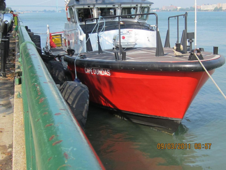 Canadian Coast Guard Cape Dundas