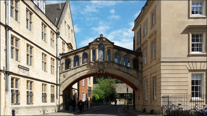 Our trip to Oxford